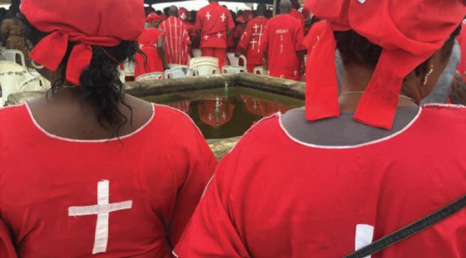 Étude «PACKING» sur les reseaux de prostitution nigérians- ecpat france